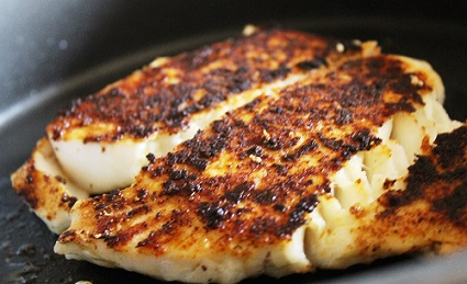 Blackened fish recipe from real restaurant for Blackened fish recipes