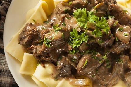 This Beef Stroganoff Recipe Adopting Ethnic Dishes Making Them