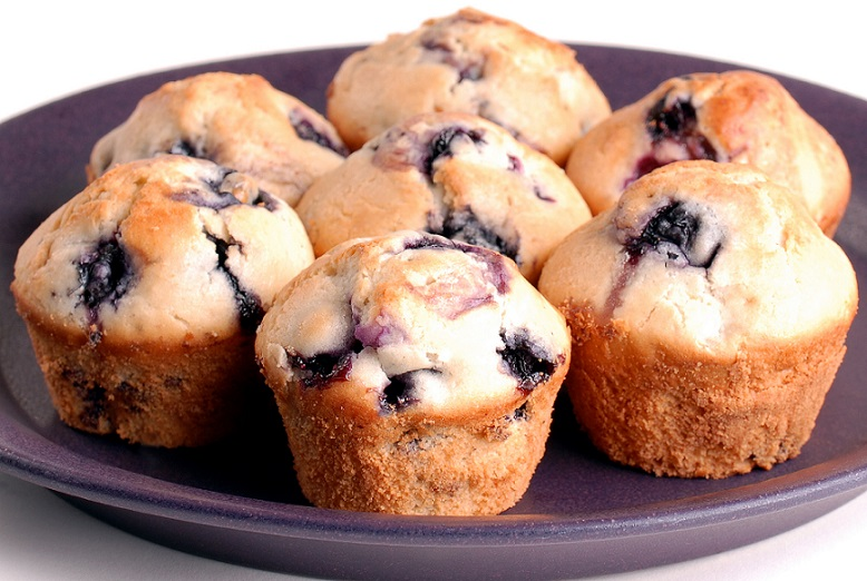 recipe: homemade blueberry muffins from scratch [29]