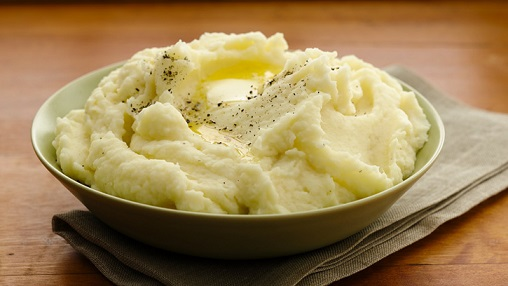 Mashed Potato Recipe Is Traditional Mashed Potatoes From