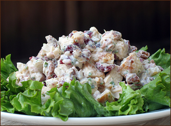 Chicken Salad Recipe Is a Favorite Real Restaurant Recipe