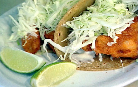 Fish Tacos With Baja Sauce Recipe