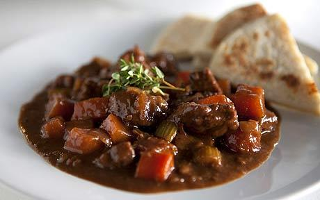 Guinness Beef Stew Recipe From Real Restaurant Recipes