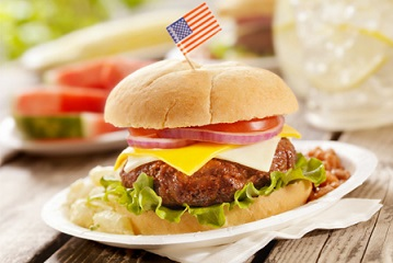 Barbecue Hamburger Is a Favorite Hamburger Recipe from Real
