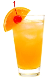 Harvey Wallbanger Cocktail Recipe from Real Restaurant Recipes