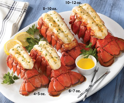 Cooking Lobster Tails :: How To Cook Lobster Tails