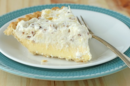 Millionaire Pie Recipe is a No Bake Dessert from Real Restaurant ...