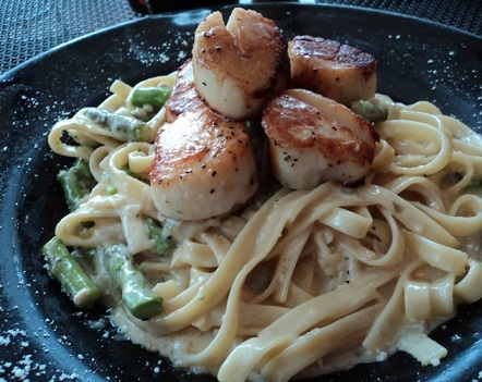This Restaurant Pasta Scallop And Asparagus Recipe That Will Result In A Meal You Will Be Proud Of