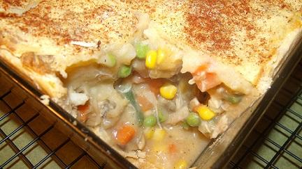 Chicken Pot Pie Or Turkey Pot Pie From Real Restaurant Recipes