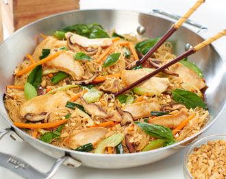 Stir Fry Chicken Recipe from Real Restaurant Recipes