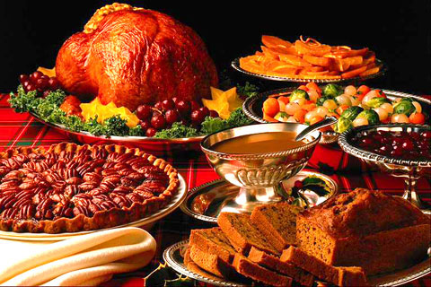 images of thanksgiving foods thanksgiving dinner menu ideas and recipes 9474