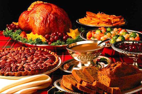 Thanksgiving Dinner Menu Ideas and Recipes