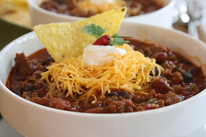Chili Recipe A Traditional Chili From Real Restaurant Recipes
