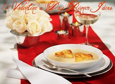 Valentines Day Menu Ideas For Your Sweetheart From Real Restaurant