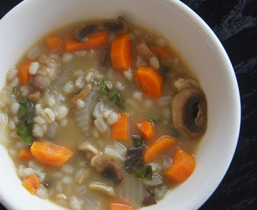 Vegetable Soup Recipe With Barley From Real Restaurant Recipes