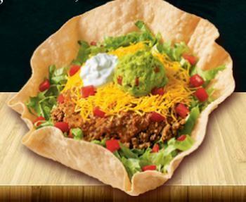 Beef Taco Salad Recipe From Real Restaurant Recipes Com