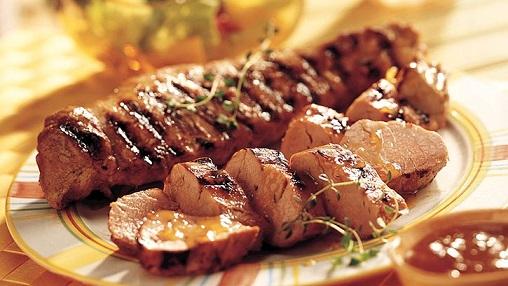 Restaurant pork recipes
