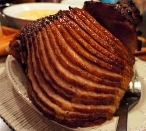 Cider Glazed Honey Baked Ham Favorite Ham Recipe From